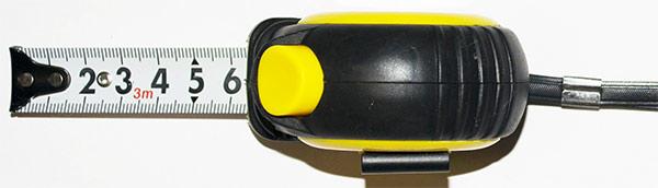 Измерительная рулетка