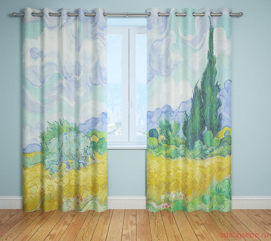 фото шторы примеры