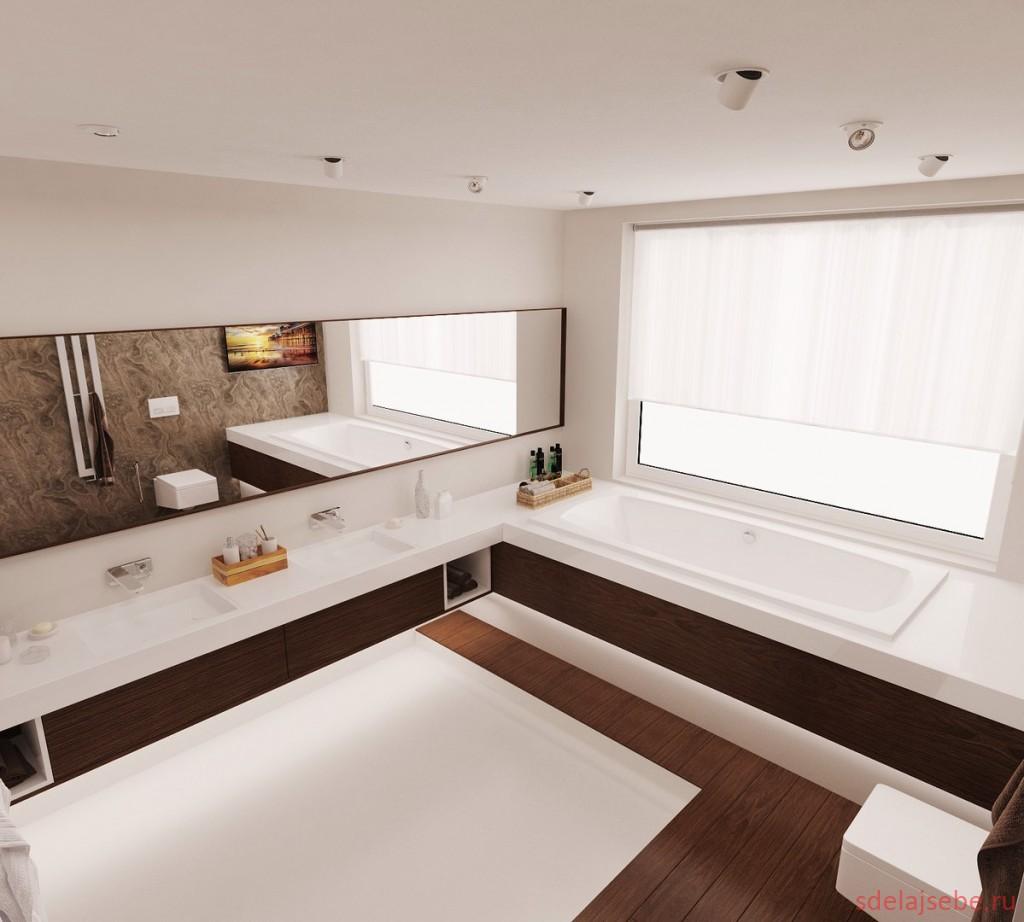 проект ванны