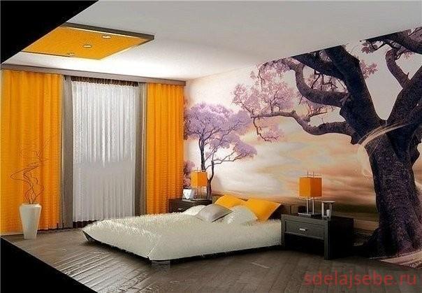 спалья в японском стиле