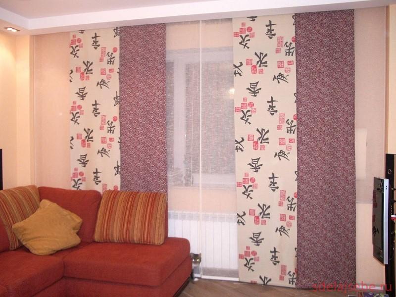 выбор Японские шторы
