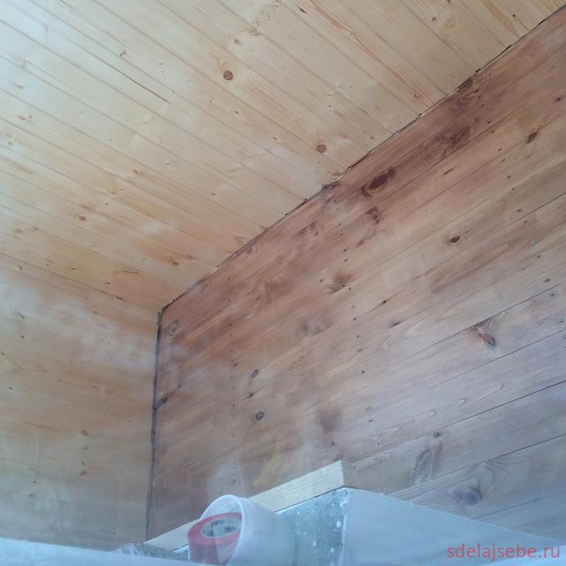 Как покрыть деревянный пол лаком цвет дуб