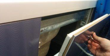 Разборный экран для акрил ванны