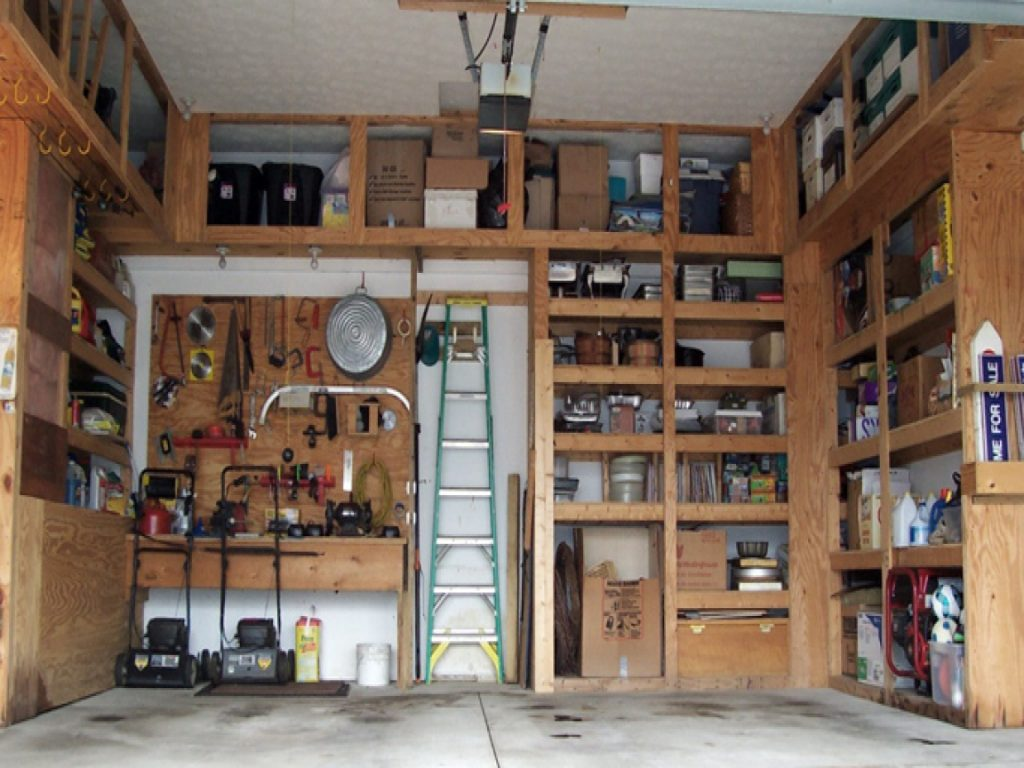 шкаф инструментальный в гараж