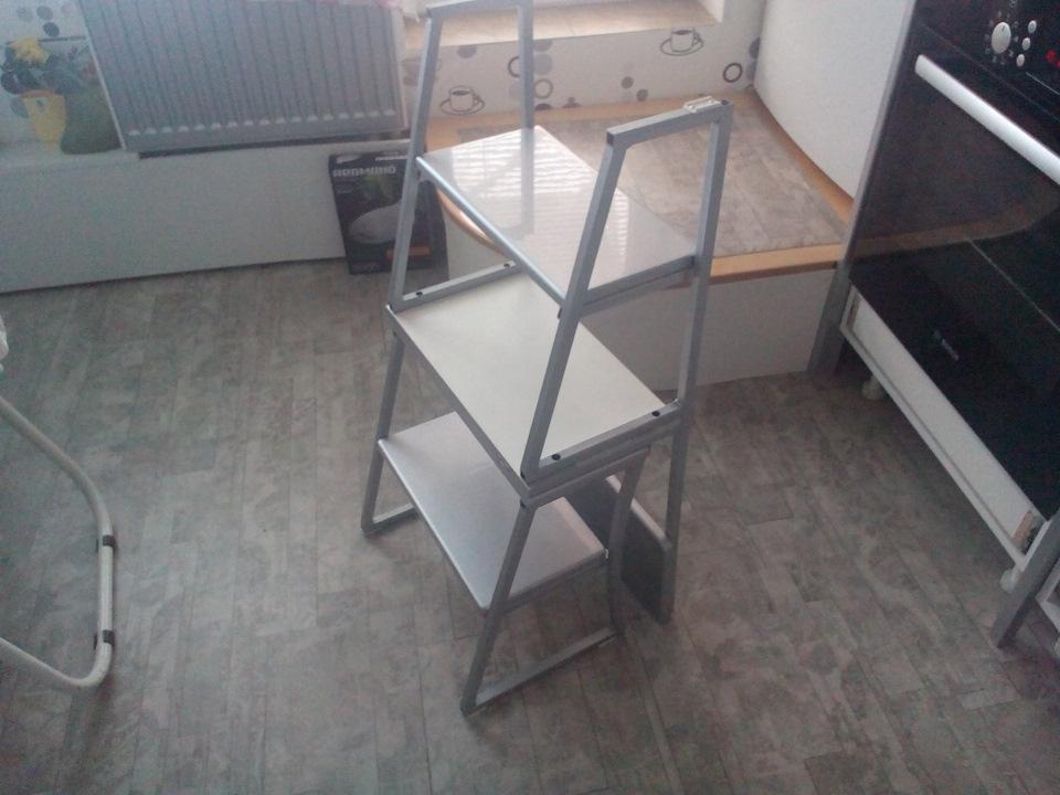 складные стремянки стулья