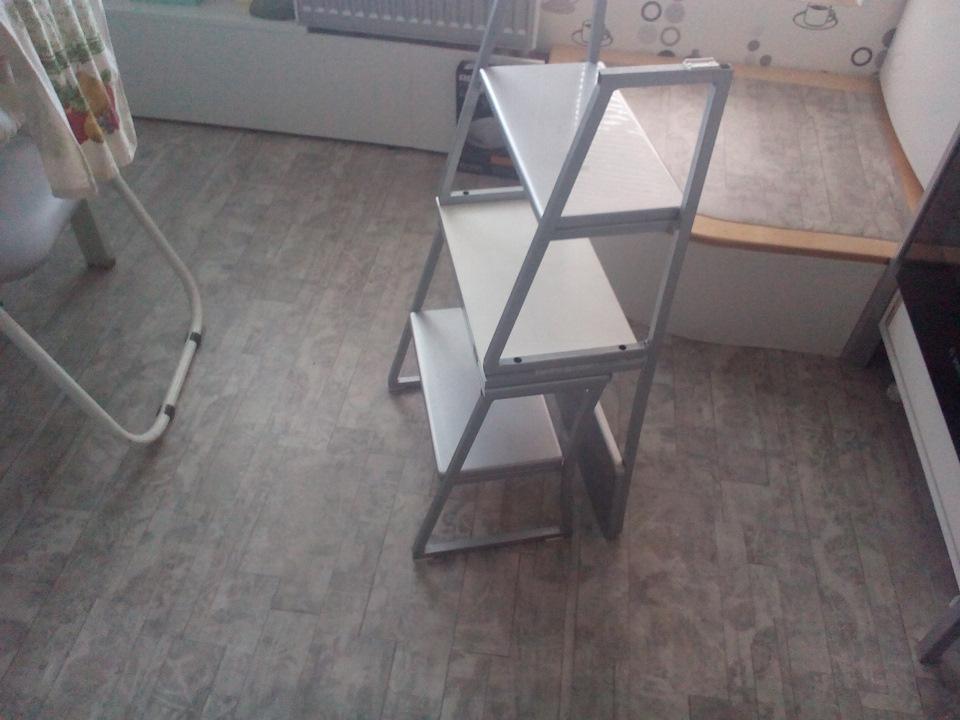 стремянки стулья