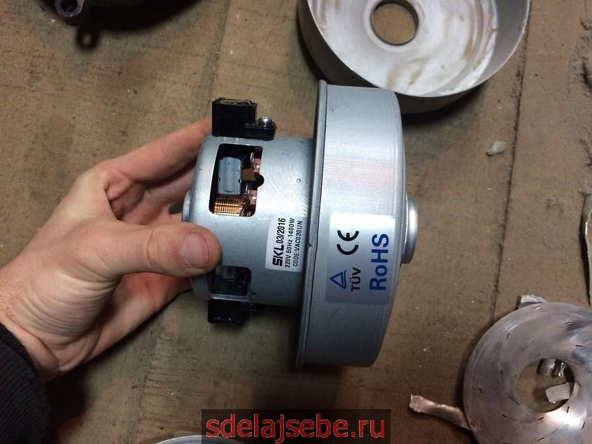 ремонт двигателя skl 03-2016 vac030un у пылесоса самсунг