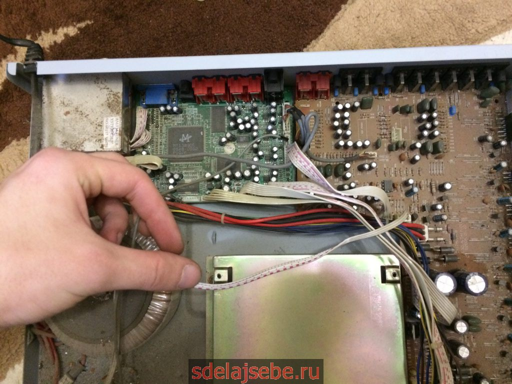 usb конвектор в старый проигрыватель